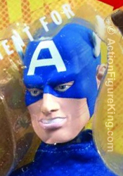 "Captain America Classic Covers 12"" Captain Action Outfit"