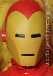 "Iron Man 12"" Captain Action Outfit"