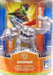 Boomer (Silver) Skylanders Spyro's Adventure Figure