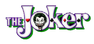 The Joker toys, action figures, and memoribilia