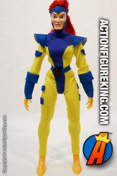 "Uncanny X-Men Famous Covers Dark Phoenix 8/"" Doll Figure Jean Grey Toybiz New"