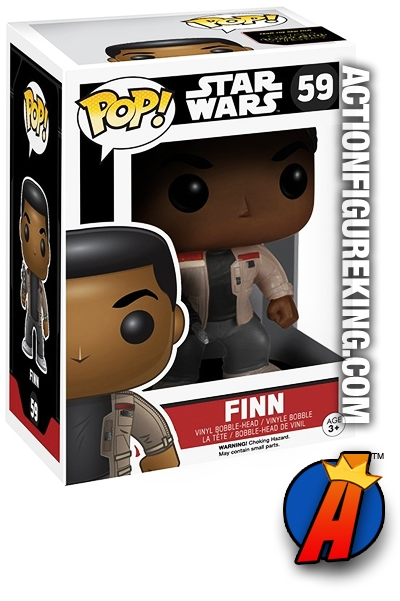 Funko POP VINILE FINN Star Wars #59
