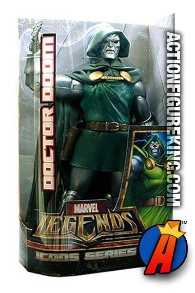 Dr  Doom Marvel Legends 12