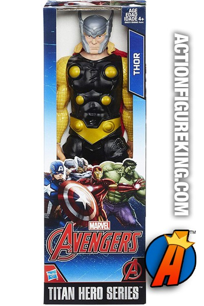"12/"" Marvel Avengers Titan Hero Series Winter Soldier Figure Action Figure New"