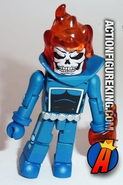 Marvel Minimates Ghost Rider figure from The Champions Box Set