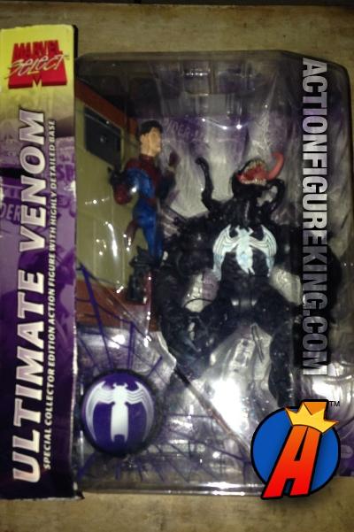 Marvel Select Ultimate Venom Figure From Diamond Select Toys
