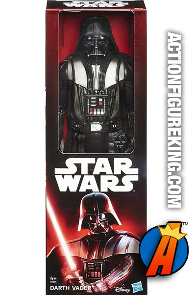 Star Wars Episode Iii Revenge Of The Sith 12 Inch Scale Darth Vader Action Figure