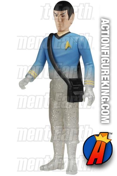 ReAction Star Trek The Original Series Retro Beaming Captain Kirk EXCLUSIVE