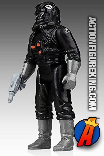 """Star Wars Gentle Giant Imperial Tie Fighter Pilot 12/"""" Jumbo Figure"""