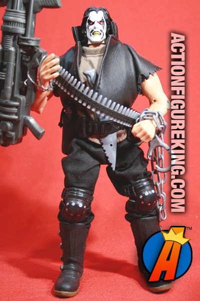 Custom 9 Inch Scale Lobo Action Figure