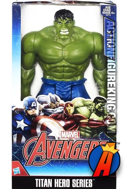 Marvel Avengers Assemble Titan Hero Series 12 Inch Variant