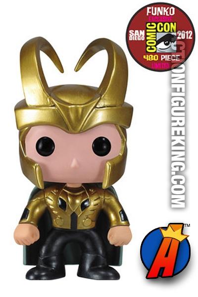 Funko Pop Marvel Avengers Loki Vinyl Movie Figure 16