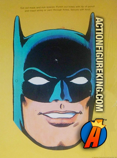 Batman And Robin Battle The Penguin Four Birds Of A Feather Giant Whitman Coloring Book