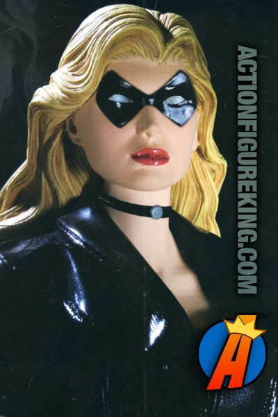 """/""""Black Canary/"""" Classic 13/"""" Deluxe Collector Figure NEW! DC Direct"""