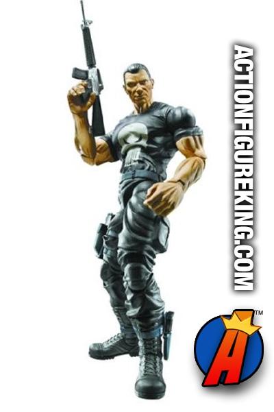Punisher Marvel Legends 12