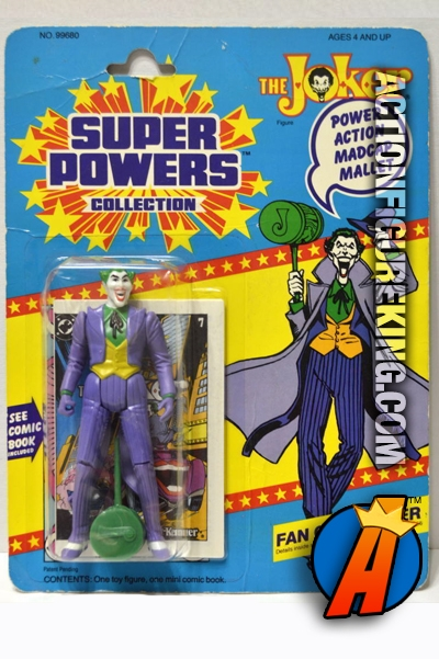 Kenner Super Powers Collection Brainiac Action Figure