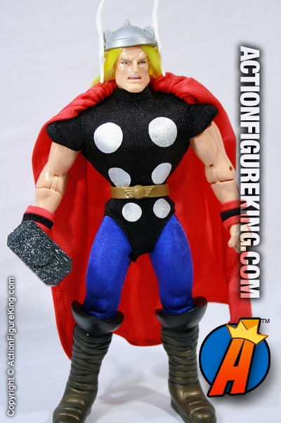 The Mighty Thor Famous Cover Series 8 Inch Figure From Toybiz