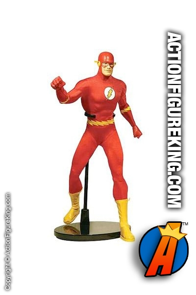 DC DIRECT COLLECTIBLES 12 13 INCH 1//6 SCALE SERIES BARRY ALLEN THE FLASH FIGURE