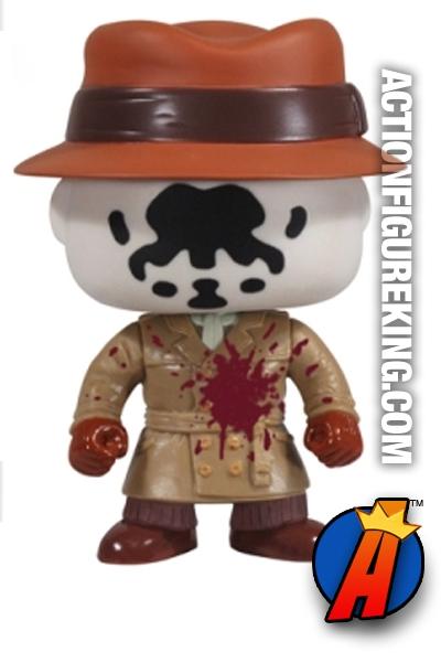 Funko Pop Movies Watchmen Bloody Rorschach Vinyl
