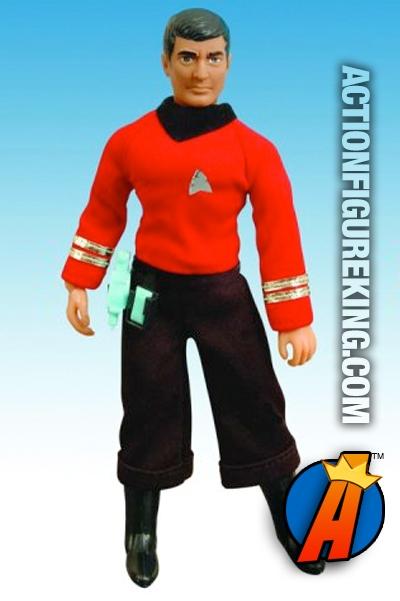 Action Figure Star Trek 2009 Movie Montgomery Scotty Scott approx 3.75 inch