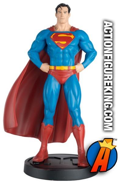 Eaglemoss Collection DC Comics Figurines Cyborg Superman 2011