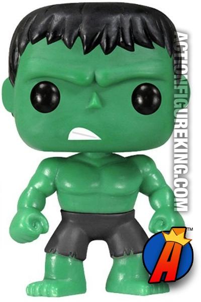 Funko Pop Marvel Avengers Hulk Vinyl Figure 13