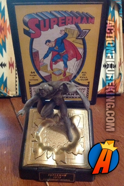 Comic Book Champions Limited Edition Joker Pewter Figure