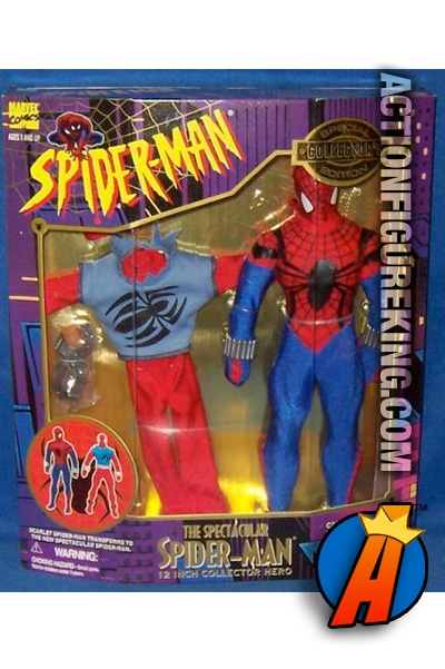 18 Inch Spider Man 2 Toy : The spectacular spider man quot collector action figure