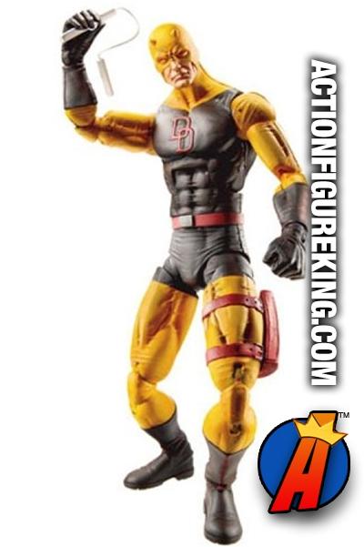 Daredevil Yellow Variant Marvel Legends 12