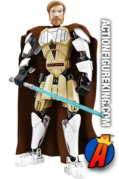 Star Wars Vintage Custom Camo Reproduction Obi Wan Kenobi Vinyl Cape