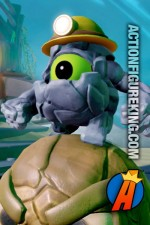 Skylanders Trap Team Rocky Roll figure from Activision.