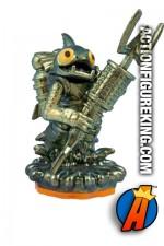 Skylanders Giants variant Metallic Green Gill Grunt figure from Activision.