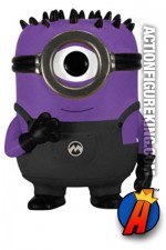 Funko Pop! Movies Despicable Me 2 variant purple Carl vinyl bobblehead figure.