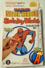 Marvel Super-Heroes Shrinky Dinks Collectors Set from Colorfoms.