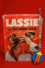 Lassie: The Shabby Shiek A Big Little Book from Whitman.