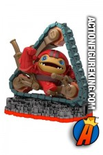 Skylanders Trap Team first edition Tread Head figure from Activision.