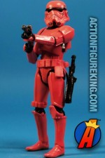 STAR WARS BLACK SERIES 6-Inch Scale CRIMSON STORMTROOPER Action Figure.