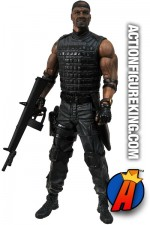 The EXPENDABLES 2 HALE CAESAR 7-inch scale action figure from Diamond Select Toys.