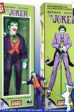 DC Comics quarter-scale Mego Retro JOKER action figure.