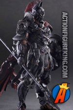 Square Enix 10-inch scale Sparta Batman action figure.