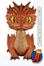 Funko Pop! Movies The Hobbit Smaug Chase vinyl figure.
