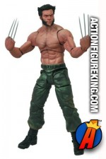 Marvel Select Wolverine 2 premium movie action figure from Diamond.