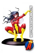 Kotobukiya Marvel SPIDER-WOMAN Bishoujo Statue.