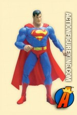 6-inch scale Superman action figure from DC Direct's Reactivated Series 1.