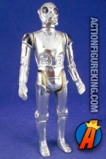 Star Wars Death Star Droid action figure from Kenner circa 1978.
