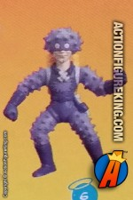 3-inch collectible Sewer Urchin figure from The TICK and Bandai.