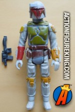 Original Star Wars Boba Fett action figure from Kenner circa 1978.