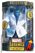 12 Inch Marvel Legends Beast from their short-lived Icons series.