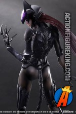 Square Enix Catwoman action figure.