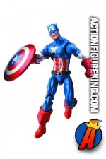 Avengers Infinite Series 01 3.75 inch Captain America action figure from Hasbro.